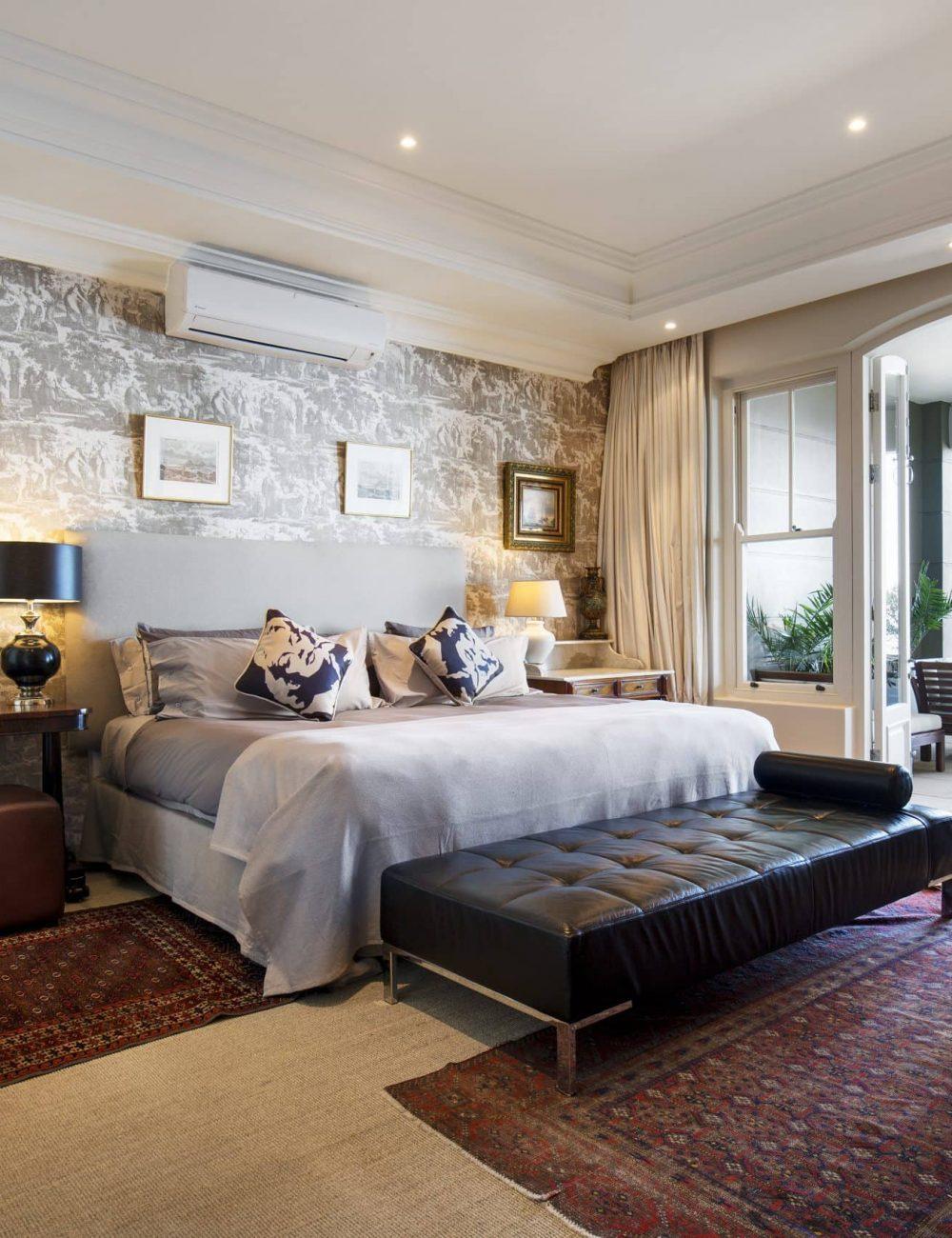 The King Room at 21 Nettleton